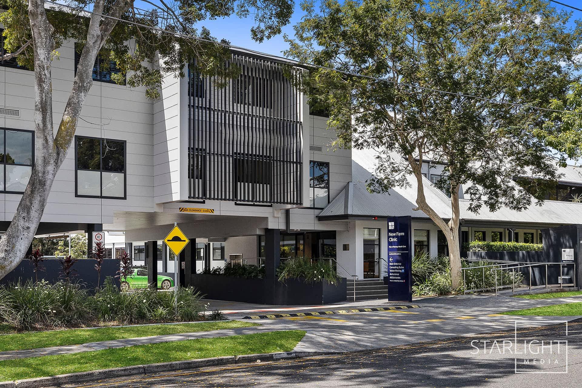 Photography Ramsay Health Care New Farm Clinic