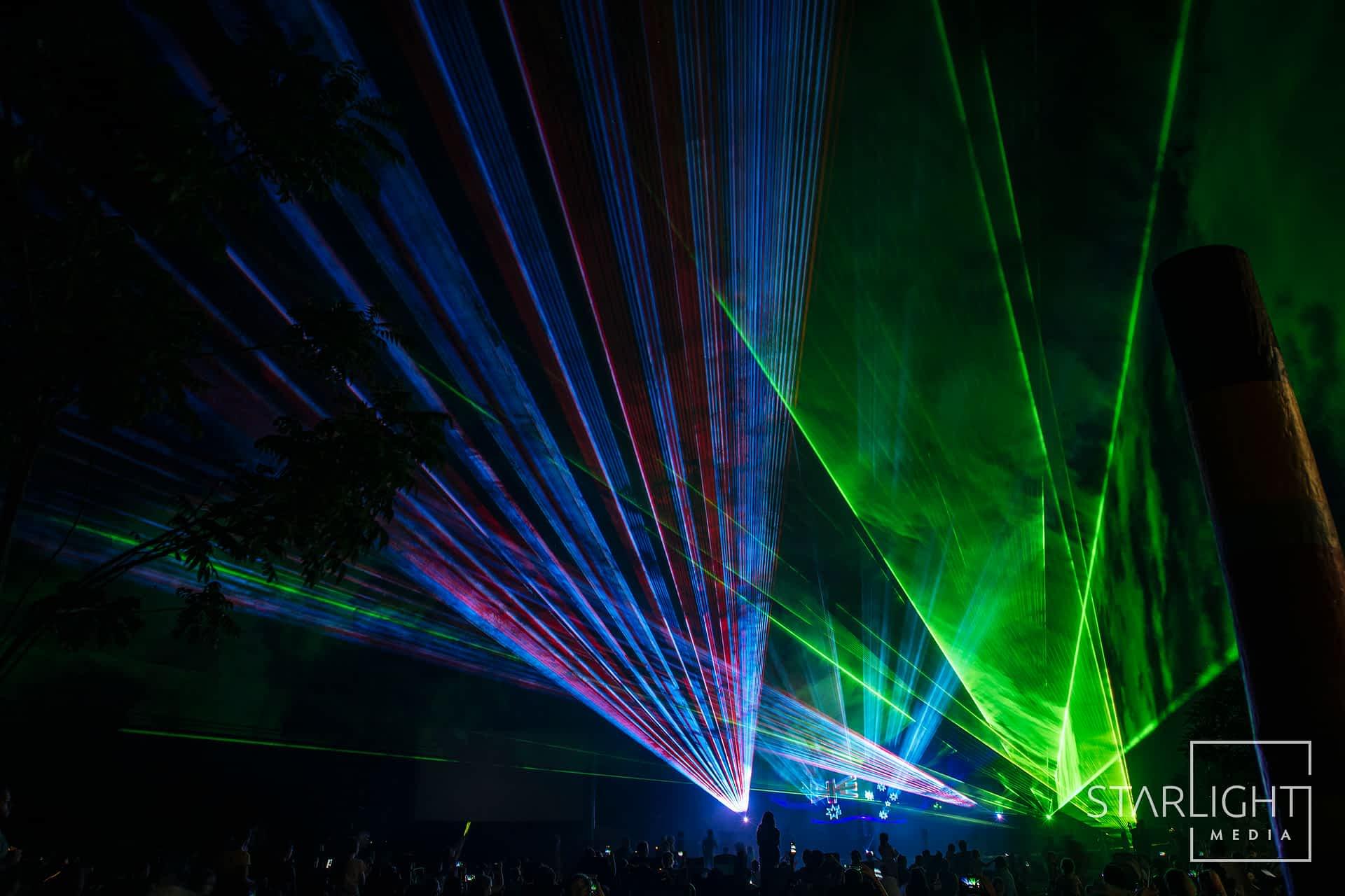 Sekisui House Light Show Event Ripley