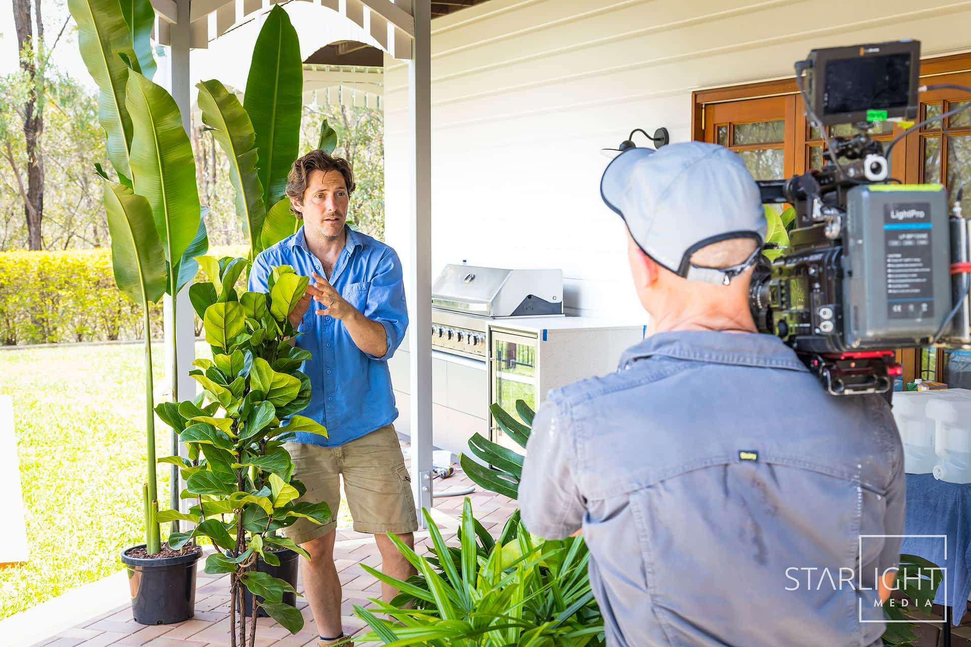 Selling Houses Australia BTS Photography