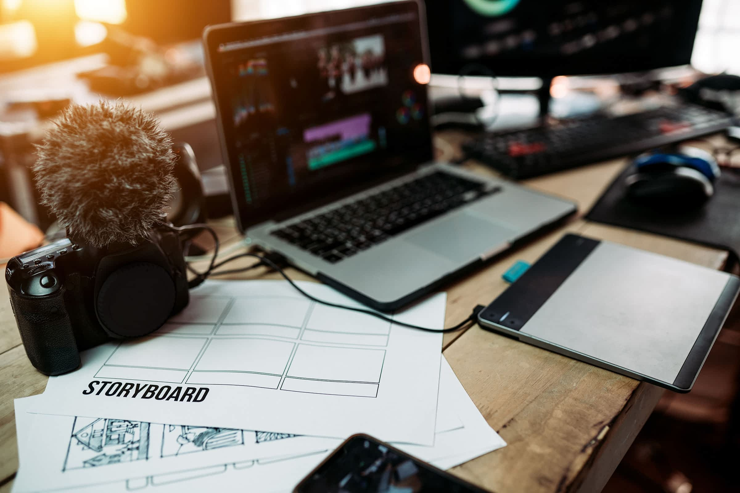 Video Production Services Brisbane