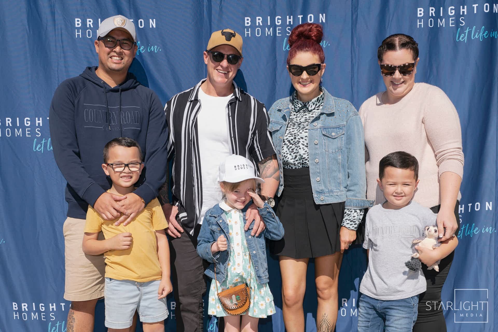 Brighton Homes - Jimmy & Tam Event