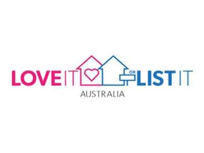 Love it or List it Australia Logo