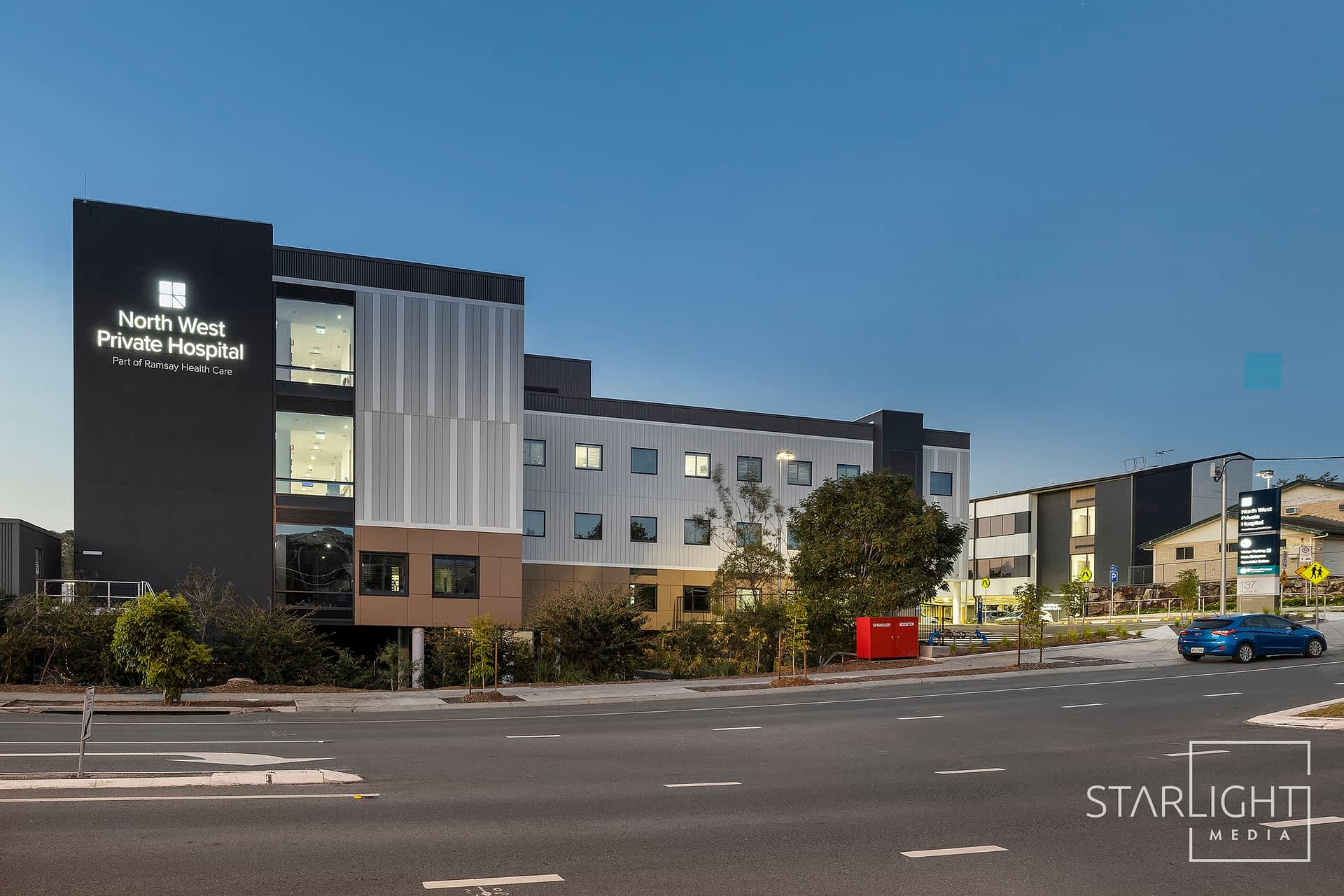 Photography Ramsay Health Care North West Private Hospital